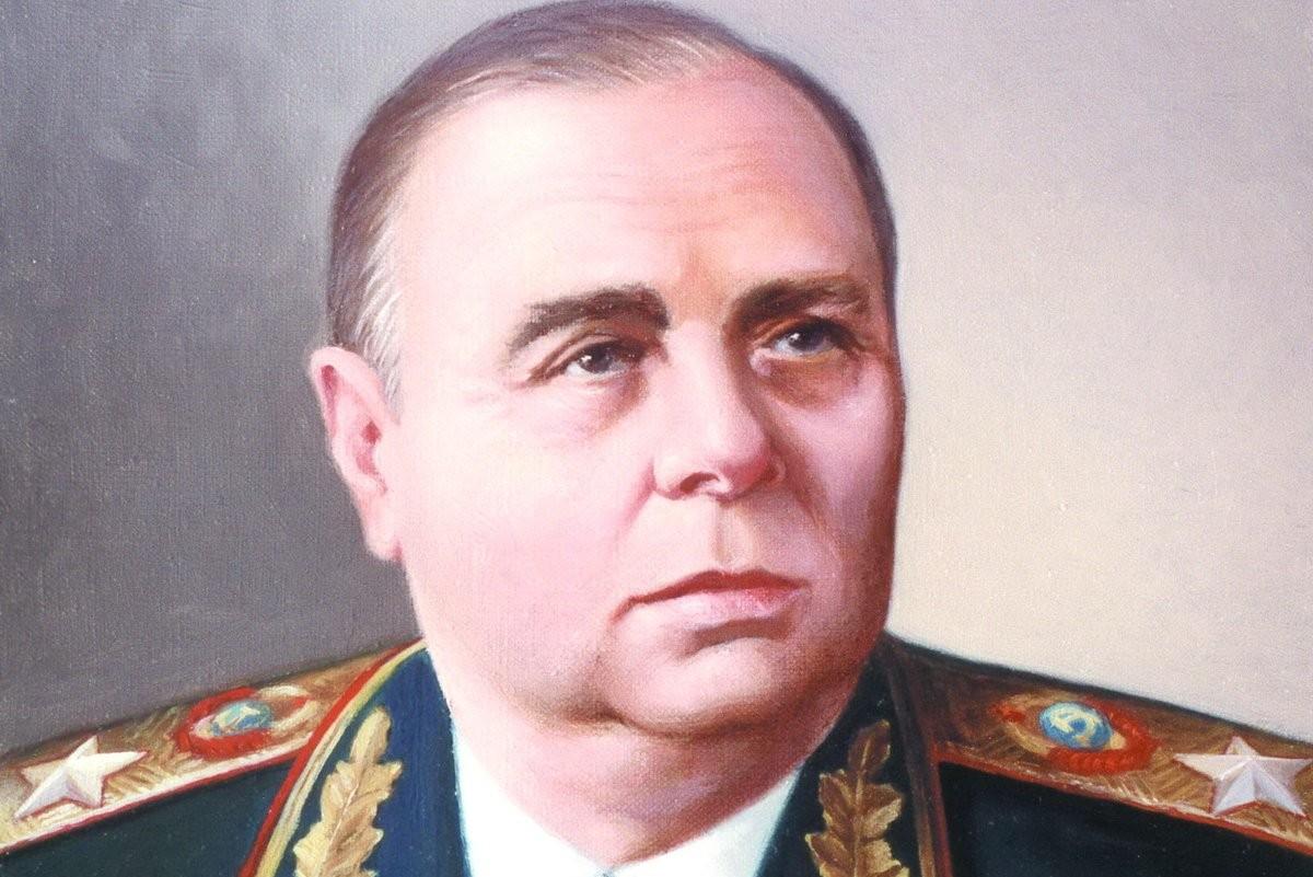 Мальчик из Рязанской губернии стал маршалом