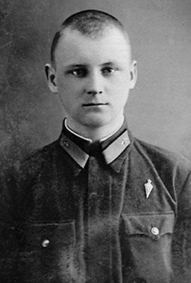Герой страны Одинцов Михаил Петрович