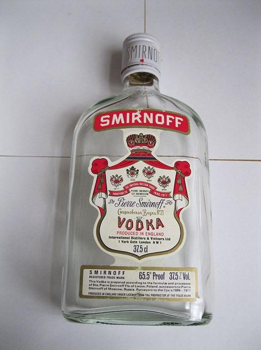 Спиртное девяностых