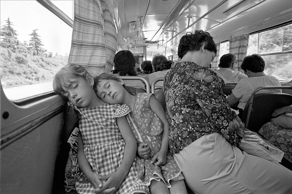 Щемящие сердце советские фотографии