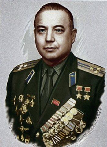 Легендарный летчик Муса Гареев