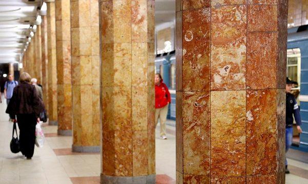Занимательная палеонтология в московском метро