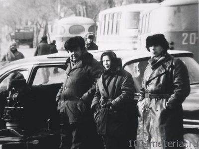 История создания фильма «Мой друг Иван Лапшин»