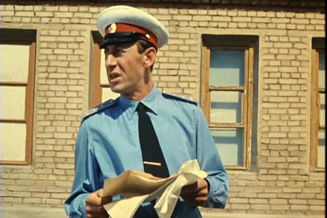Талантливый кинорежиссер, актер и сценарист Владимир Басов
