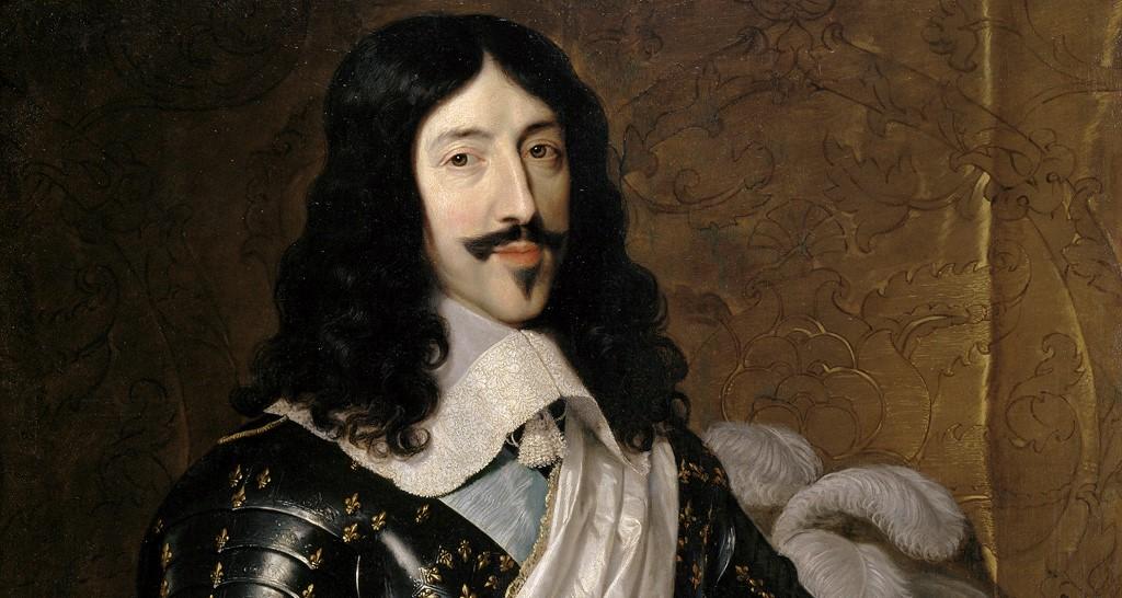 Шалости и забавы Людовика XIII