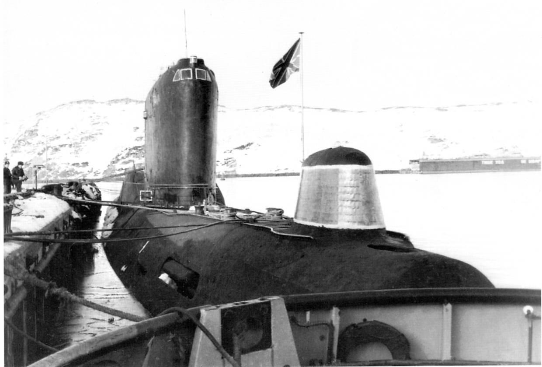 Подвиг экипажа К-19