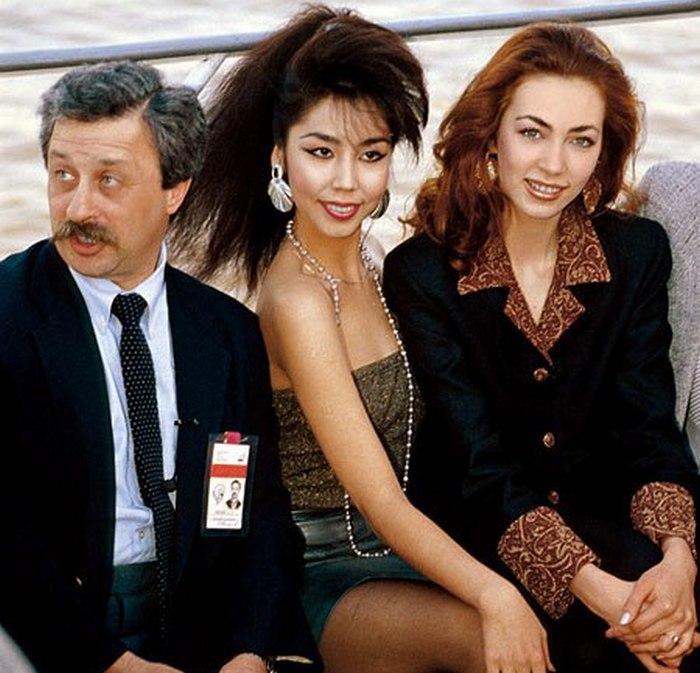 Как это было: первый советский конкурс красоты «Московская красавица-88»