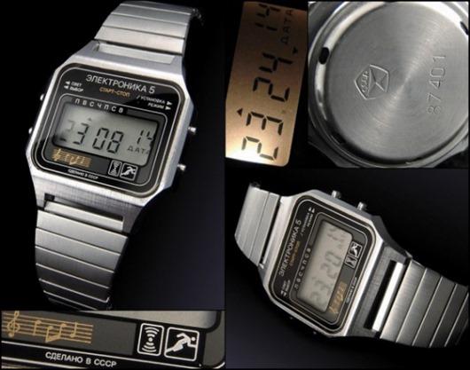 "Как делали легендарные часы ""Электроника"""