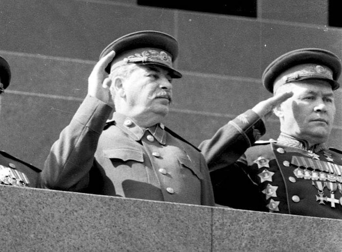Советские командиры. Константин Андреевич Вершинин