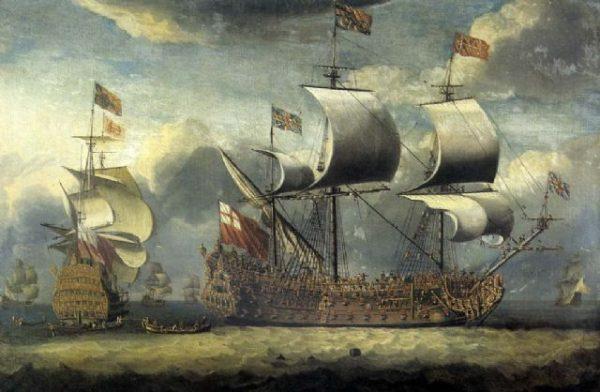 Морская гордость Британии