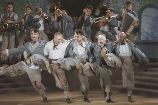 Кинократия. «Веселые ребята» Григория Александрова