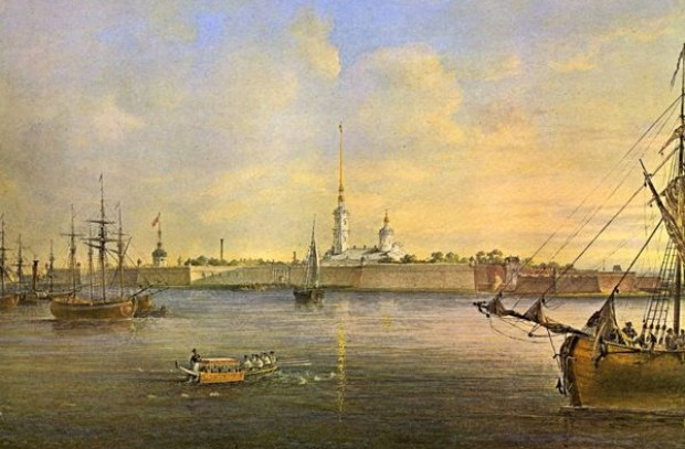 Петропавловский собор – символ северной столицы