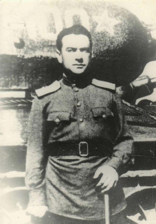 Генерал Драгунский. Годы в броне