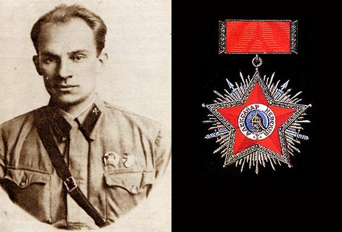 Кто изображен на ордене Александра Невского?