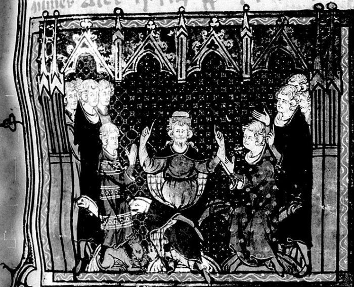Первый король из Каролингов