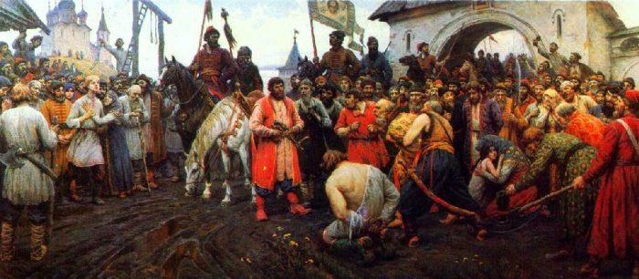 Легендарный авантюрист и самозванец XVII века Тимофей Анкудинов