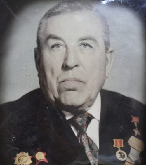 Егор Домнич. Как сапер на танки охотился