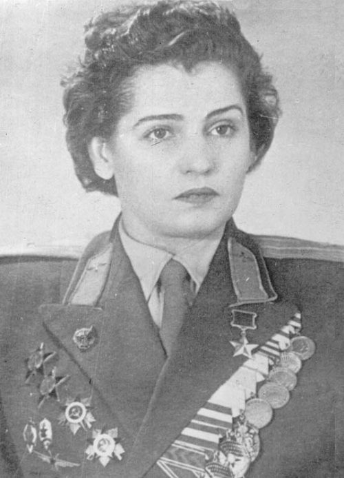 Ас Великой Отечественной войны Марина Чечнева
