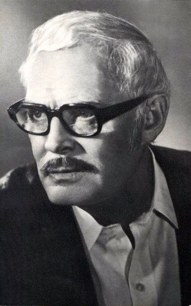 Павел Кадочников - советский актер театра и кино