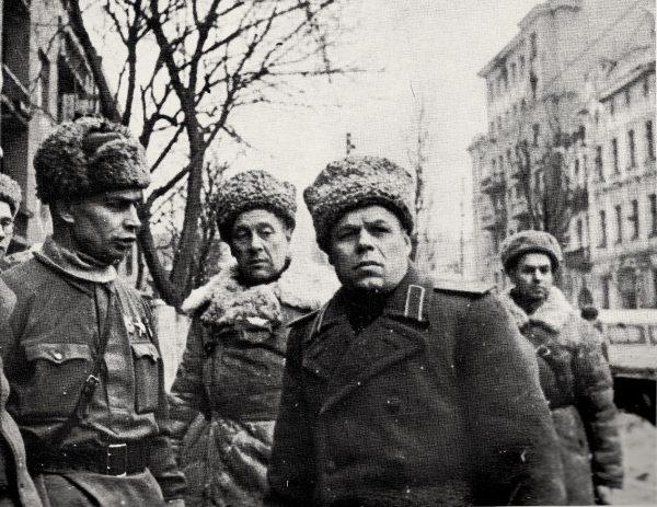 Советские командиры. Павел Семенович Рыбалко