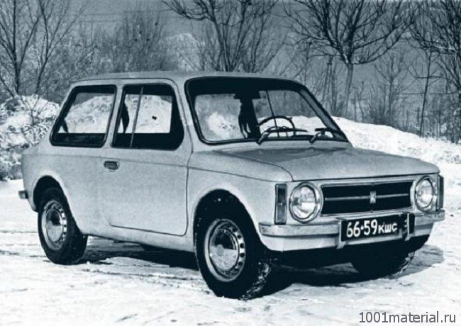 Уникальные советские автомобили, которые мы так и не увидели на дорогах страны
