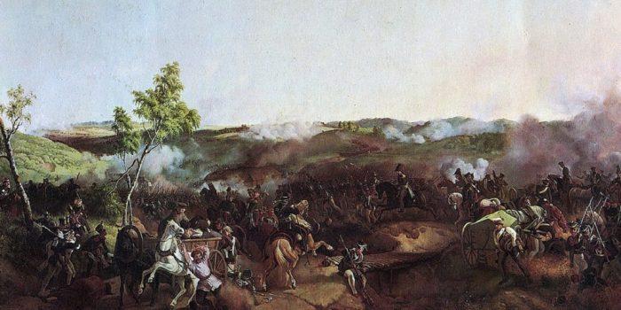 Бой у Валутиной горы