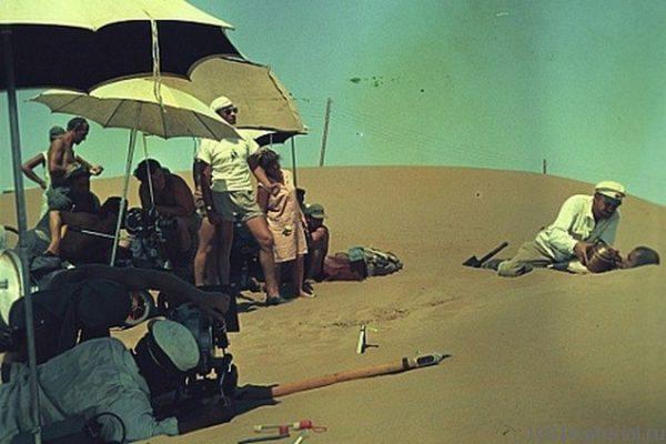 История создания фильма «Белое солнце пустыни»
