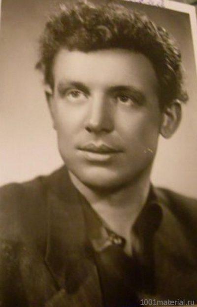 Иннокентий Смоктуновский, который был в немецком плену и бежал