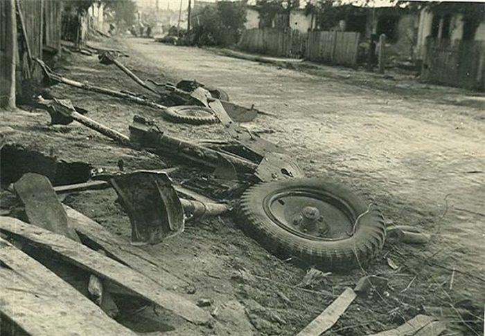 Как слон в посудной лавке... История героического танкового рейда