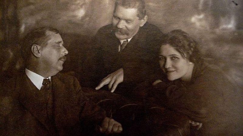 «Красная Мата Хари»: жизнь и судьба Марии Закревской-Бенкендорф-Будберг