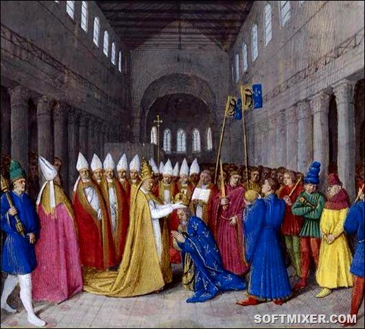 Генрих VI: Трижды коронованный и безумный