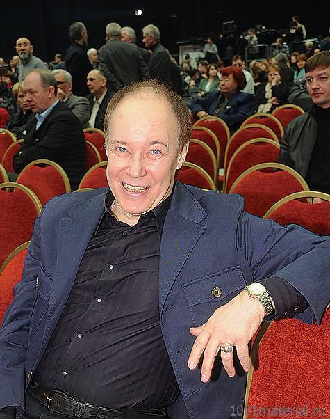Заслуженный артист РФ Владимир Конкин