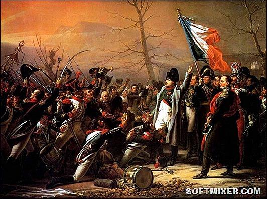 100 дней Наполеона во французских карикатурах