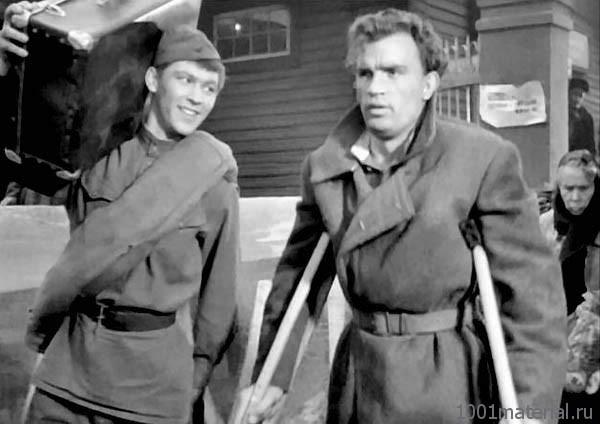 Как снимали фильм «Баллада о солдате»