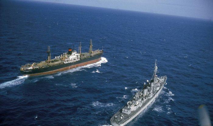 Карибский кризис: «горячая» фаза Холодной войны