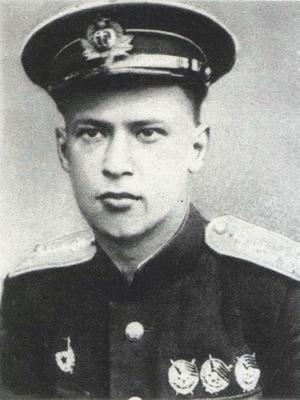 Истребитель Женя Цыганов