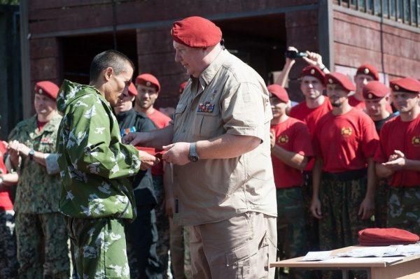 Kpaпoвый бepeт: каким должен быть настоящий спецназовец