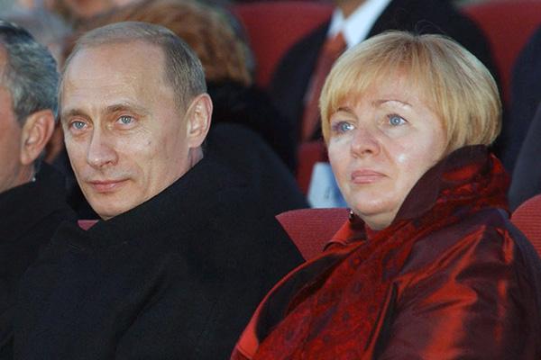 Президент Российской Федерации — Владимир Путин