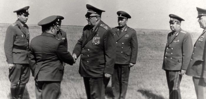 Советские командиры. Павел Федорович Батицкий