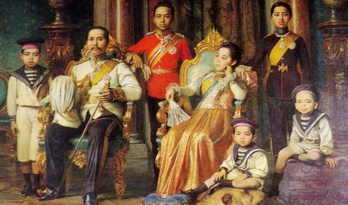 Катя Десницкая и принц Сиама: русская Золушка в Таиланде