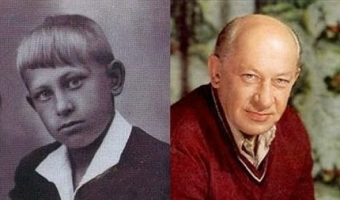 Звёзды советского кино, которых Вы узнаете на детских фотографиях