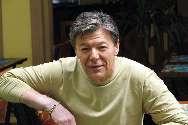 Александр Збруев - известный и любимый многими актер