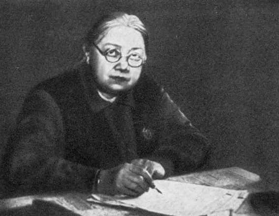 Женщины в русской революции
