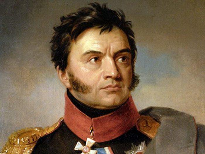 Григорий Раевский. Генеральская фамилия