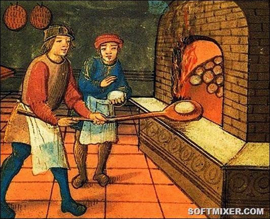 Кухня Генриха VIII
