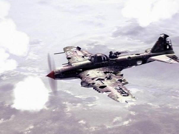 Почему же этот русский самолет не падает?