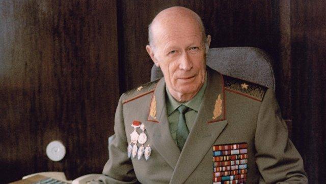 Легендарный советский разведчик Юрий Дроздов
