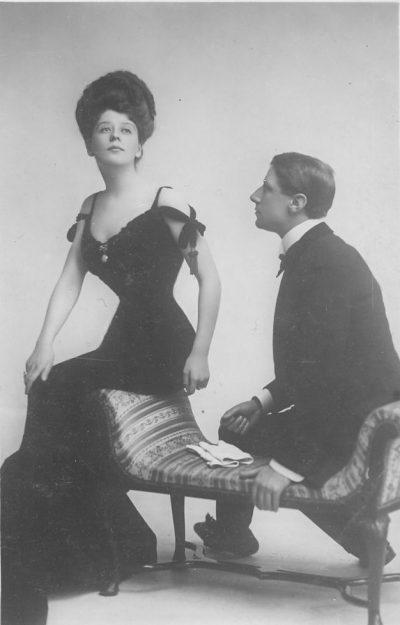 Камилла Клиффорд, эталон красоты и стиля начала ХХ века