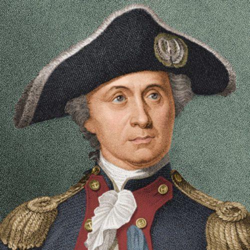 Американский адмирал русского флота