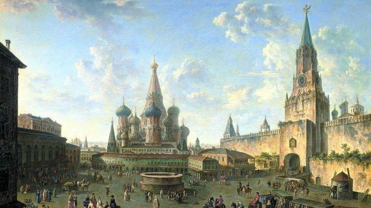 Как Екатерина II обновляла старую столицу?